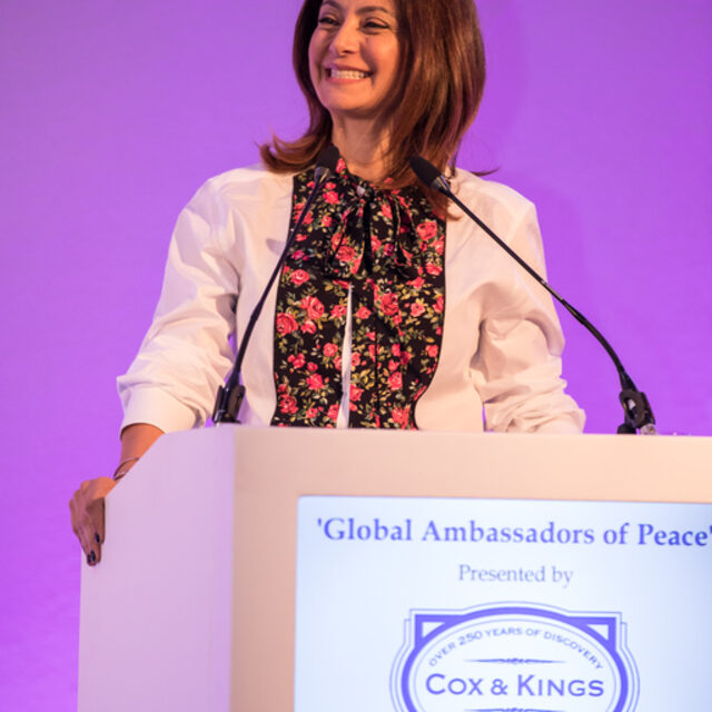 HRH Princess Dana Firas of Jordan
