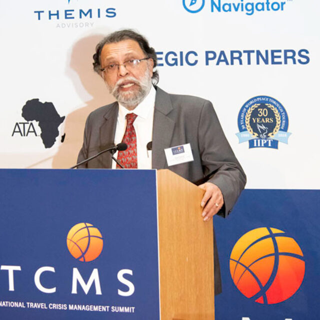 Ajay Prakash at ITCMS